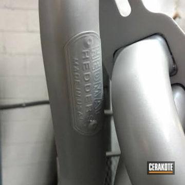 Cerakoted V-119 Satin Silver (oven Cure)