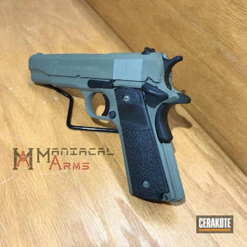 Cerakoted Cerakoted Rock Island Armory 1911 Handgun