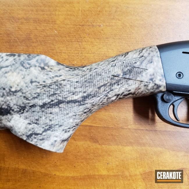 Cerakoted: Mossy Oak,Shotgun,MATTE ARMOR CLEAR H-301,Remington,Remington 11-87