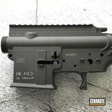 Cerakoted H-304 Springfield Grey