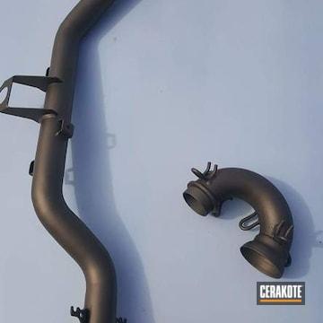 Cerakoted H-148 Burnt Bronze