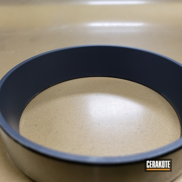 Cerakoted Wheel Bearing Races For 05 W211 Mercedes-benz With Cerakote C-100