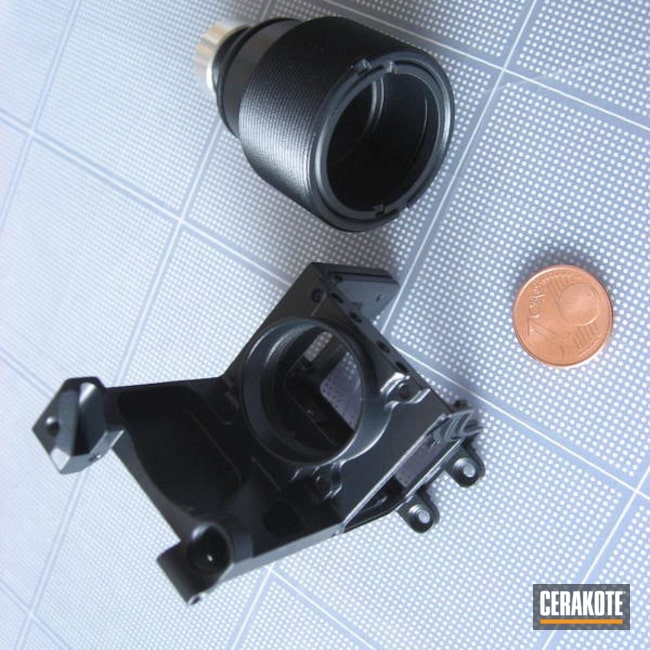 Cerakoted: Socom Blue H-245,More Than Guns,Miscellaneous