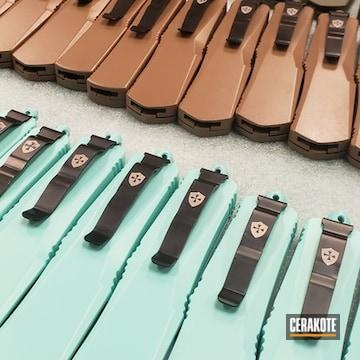 Cerakoted Cerakoted Otf Knives
