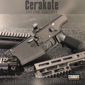 Cerakoted H-237 Tungsten