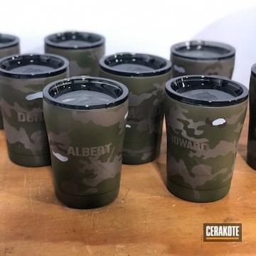 Cerakoted Cerakote Multicam Finish On These Ozark Trail Rambler Cups