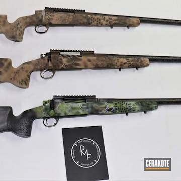 Cerakoted Rmp Rifles