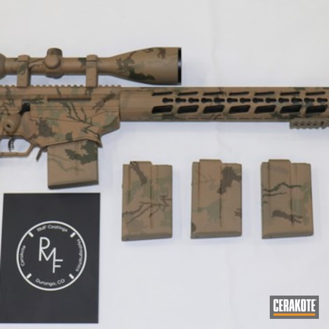 "Thumbnail image for project ""Ruger Precision 6.5 with Custom Camo"""