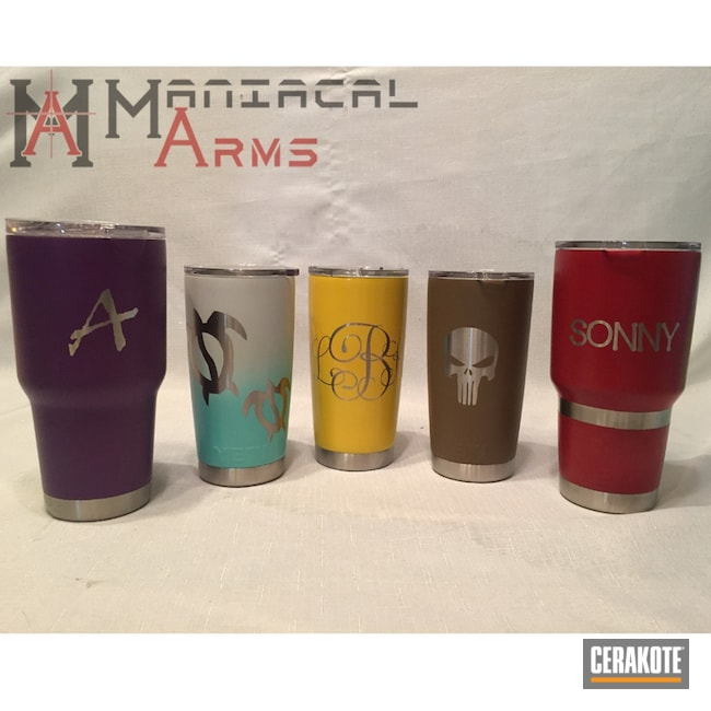 "Thumbnail image for project ""Custom Tumblers"""