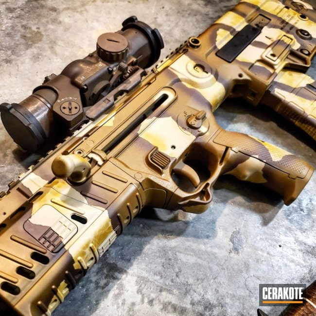 Cerakote Coatings: Gallery