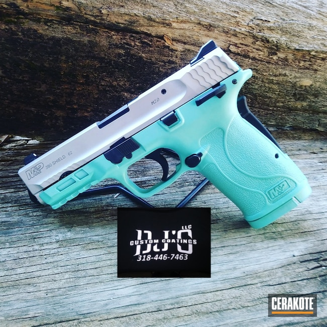 Two Tone Smith & Wesson