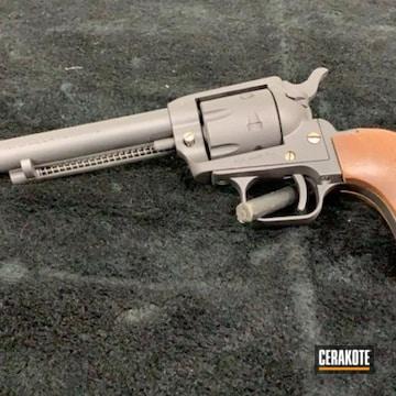 Cerakoted Restored Revolver