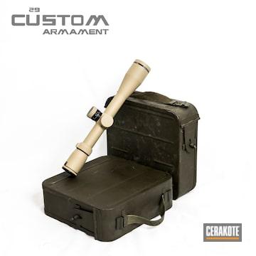 Cerakoted H-199 Desert Sand