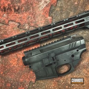 Cerakoted War Torn Jones Arms Upper / Lower / Handguard