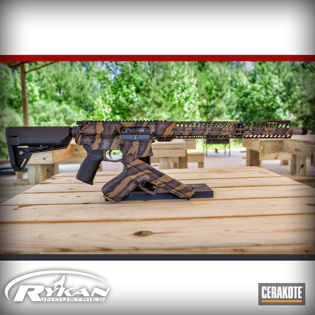 Cerakoted: Aero Precision,6.5 Creedmoor,Desert Sage H-247,MagPul,Graphite Black H-146,AR-10,SLR Rail,FS FIELD DRAB H-30118,Matching Set,Glock 41,Stalker Camo,Gunline Shooting