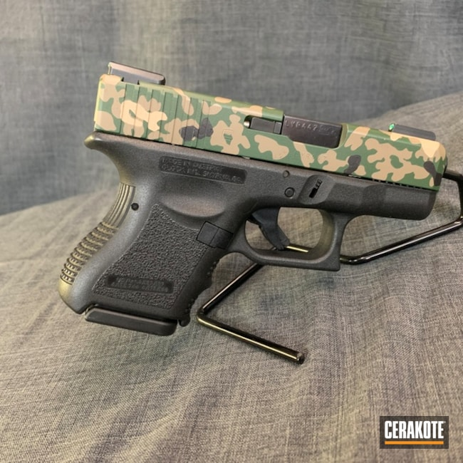 "Thumbnail image for project ""Cerakote Slide MultiCam"""
