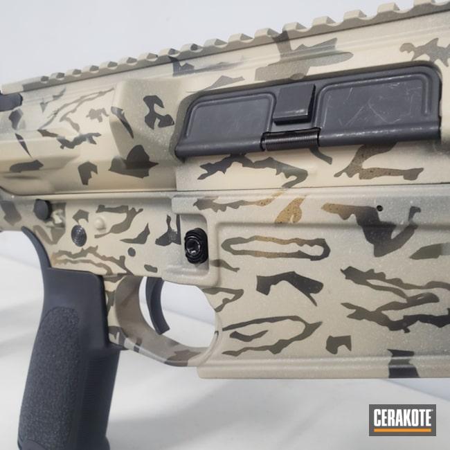 Cerakoted: 6.5 Creedmoor,SPRINGFIELD® FDE H-305,Desert Sand H-199,Gen II Graphite Black HIR-146,Cobalt Kinetics Green H-296G,COBALT KINETICS™ GREEN H-296,Custom Camo,Long Range Tactical Rifle,MAGPUL® FOLIAGE GREEN H-231