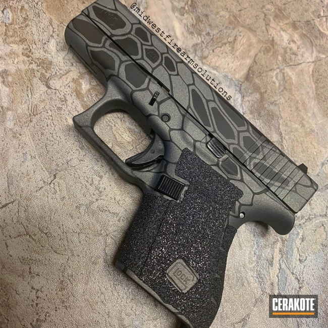 "Thumbnail image for project ""H-146 Graphite Black and H-227 Tactical Grey"""