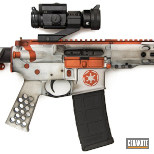 Star Wars Themed Tactical Rifle