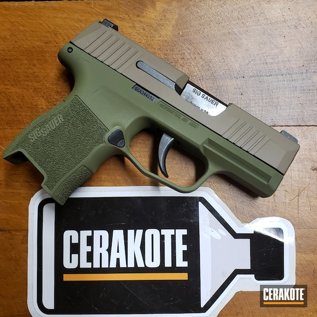 Two Toned Sig Sauer P365