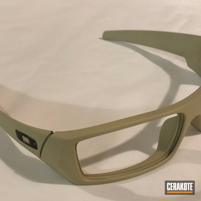 Thumbnail version of the 2nd project picture. Oakley, Not Just Guns, Sunglasses, Benelli Sand H-143Q, Solid Tone