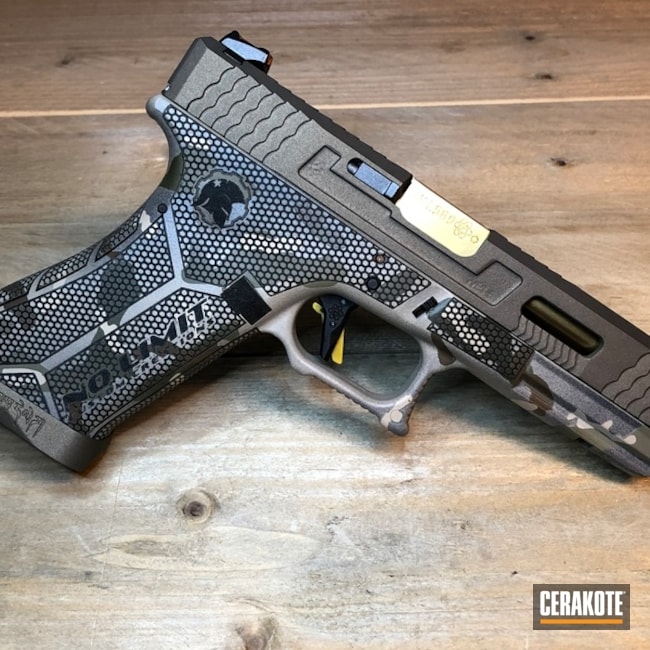 Custom Glock Handgun Build