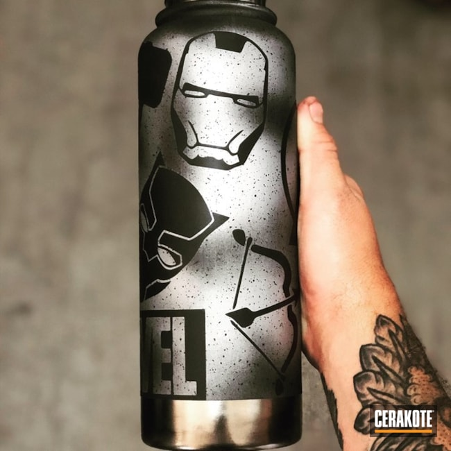 Avengers Themed Hydro Flask