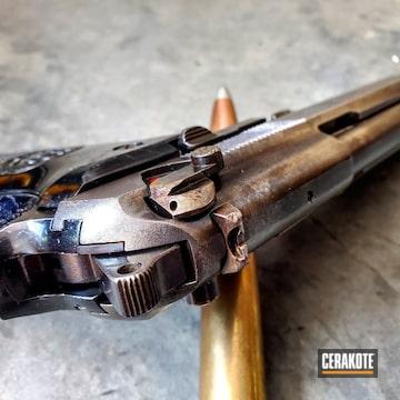 Cerakoted Restored Beretta 92s