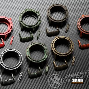 Cerakoted Custom Cerakoted Watch Parts