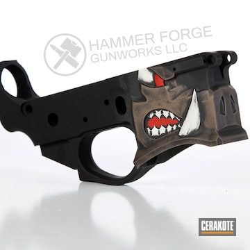 Cerakoted Cerakoted Sharps Brothers Warthog Lower