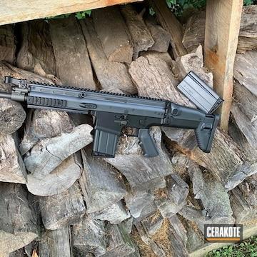 Cerakoted H-234 Sniper Grey