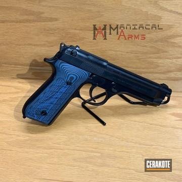 Cerakoted H-238 Midnight Blue