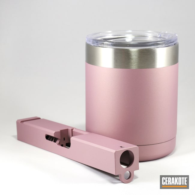 "Thumbnail image for project ""Pink Champagne Tumbler and Slide"""