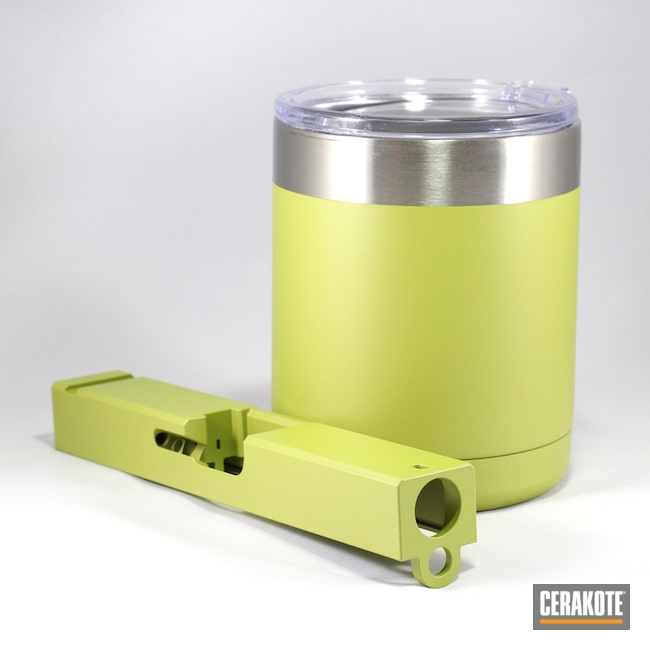 Mojito Tumbler and Slide