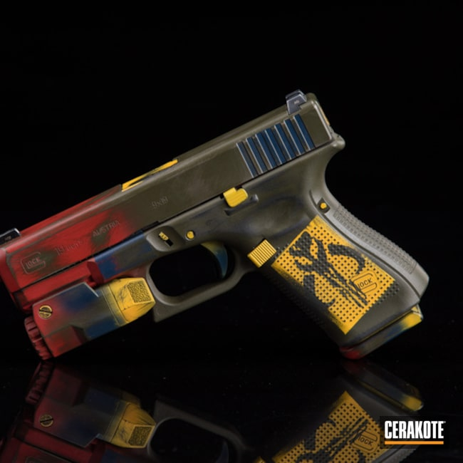 Star Wars Themed Glock 19 Handgun