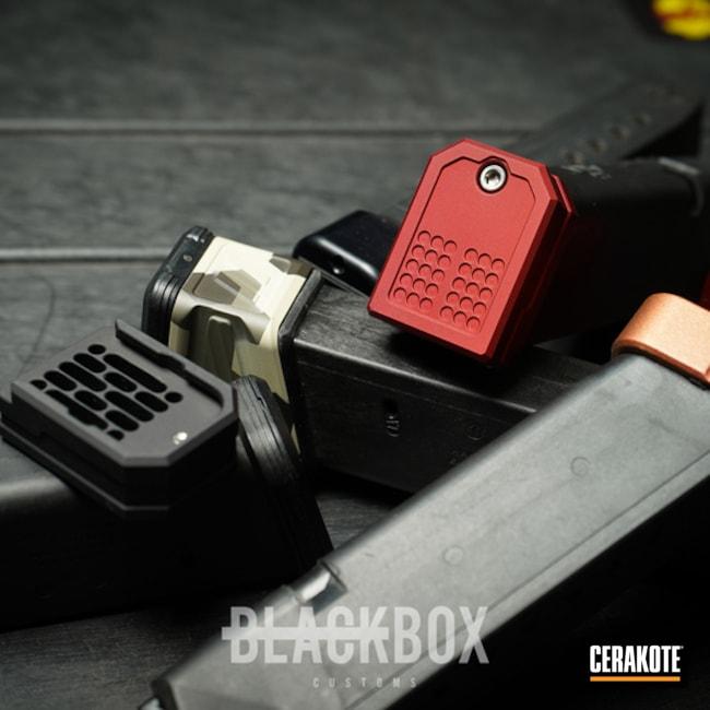 Cerakoted: HAZEL GREEN H-204,Desert Sand H-199,Stippled,Glock,MAGPUL® O.D. GREEN H-232,Pistols