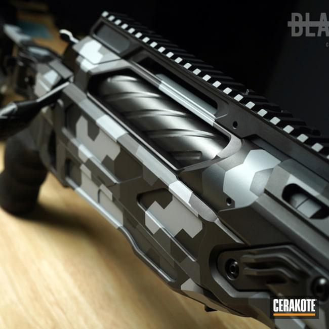 Cerakoted: Rifle,Sniper Grey H-234,Cadex,Graphite Black H-146,BATTLESHIP GREY H-213,Gun Coatings