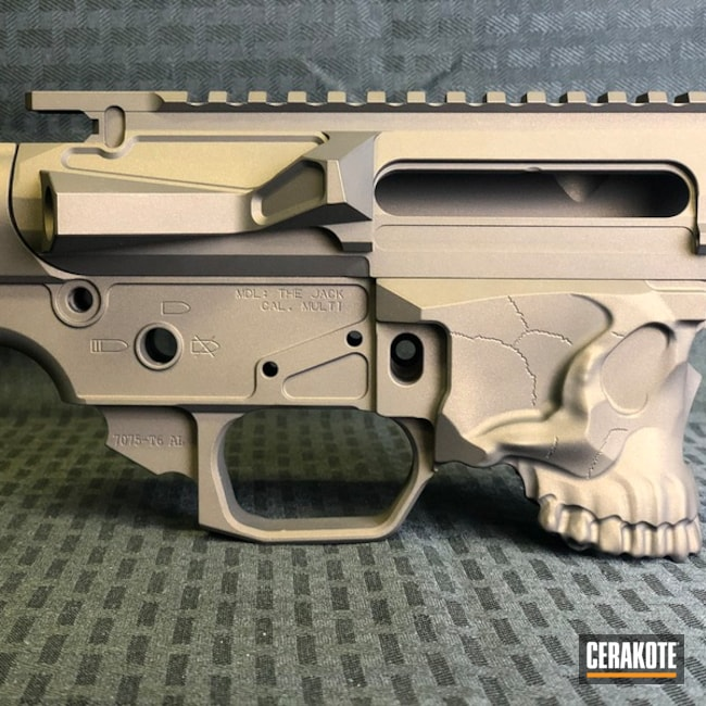 Spike's Tactical The Jack with Cerakote H-146 and H-148
