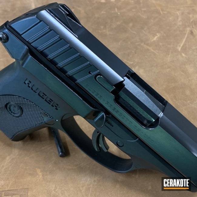 "Thumbnail image for project ""Ruger EC9 with E-100 Blackout"""