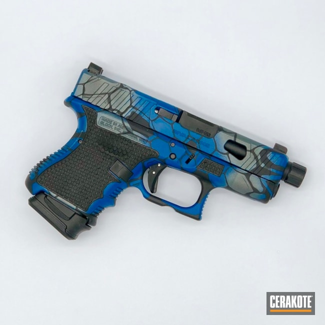 "Thumbnail image for project ""Cerakote Kryptek Finish using H-171, H-146 and H-227"""