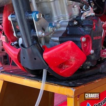 Cerakoted C-143 Stoplight Red
