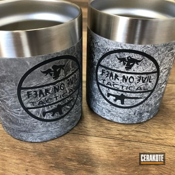 Cerakoted Custom Rtic Tumbler Cups