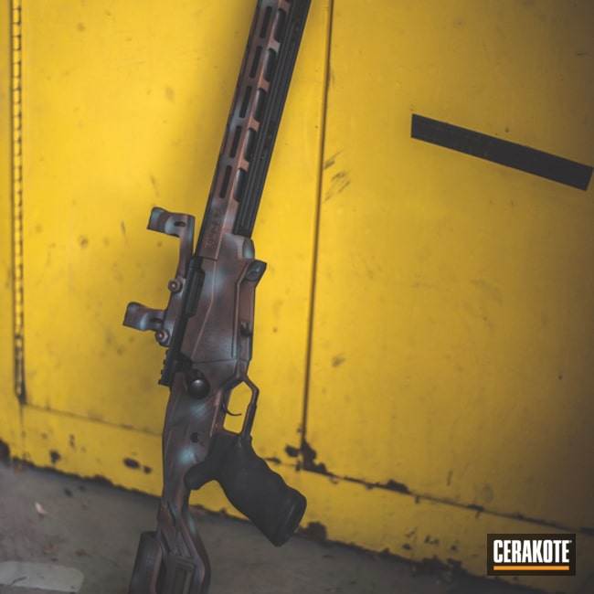 "Thumbnail image for project ""Cerakoted Ruger Bolt Action Rifle"""