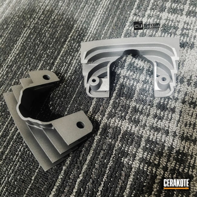 Harley Davidson Motorcycle Parts in a H-112 Cobalt Finish
