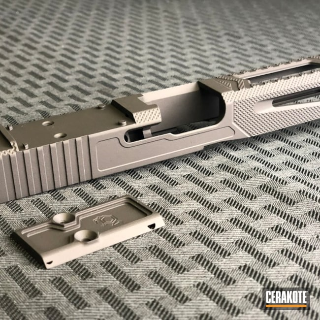 Cerakoted: SHOT,Solid Tone,Armor Black H-190,Gun Coatings