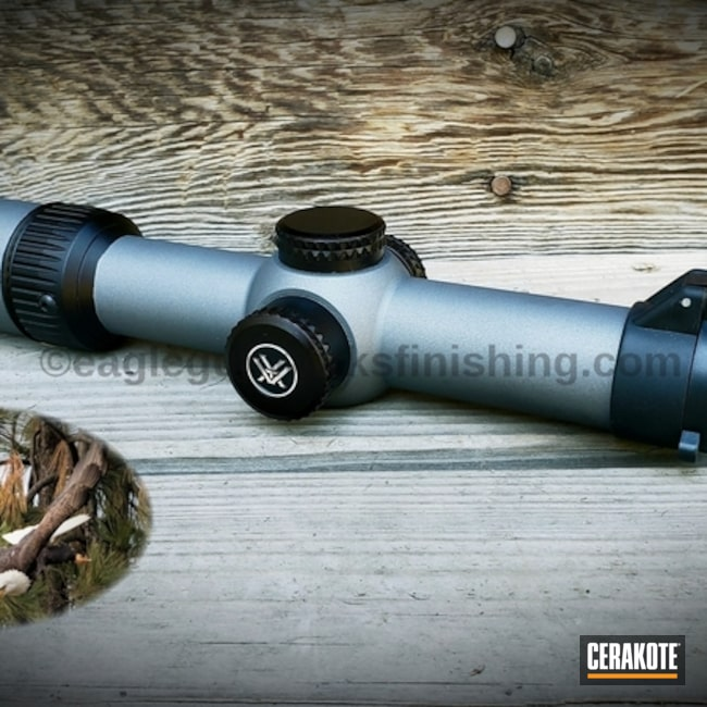 "Thumbnail image for project ""Vortex Scope Cerakoted with H-227 Tactical Grey"""