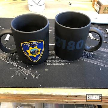 Cerakoted Custom Coffee Mug