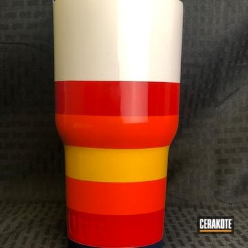 Cerakoted Custom Tumbler Cup