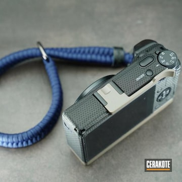 Cerakoted Glock Grey H-261 And Earth E-130