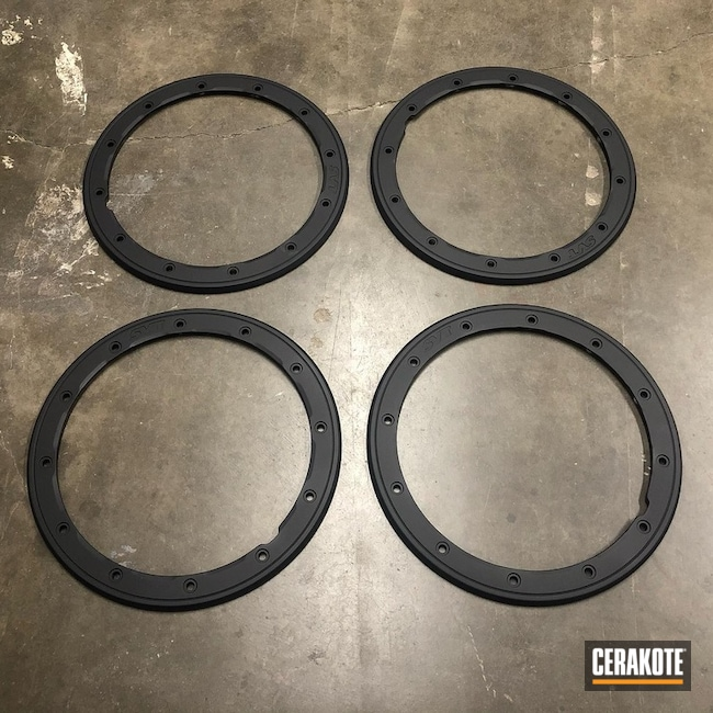 Cerakoted: Ford Raptor,Ford,Custom,Graphite Black C-102,Two Tone,Burnt Bronze C-148,More Than Guns,Automotive,Wheels,Remastered